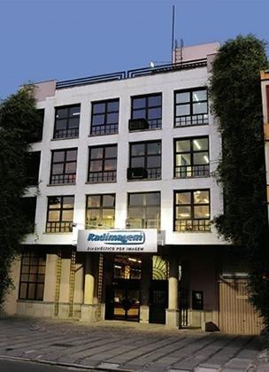 Sede Cristóvão Colombo - fachada
