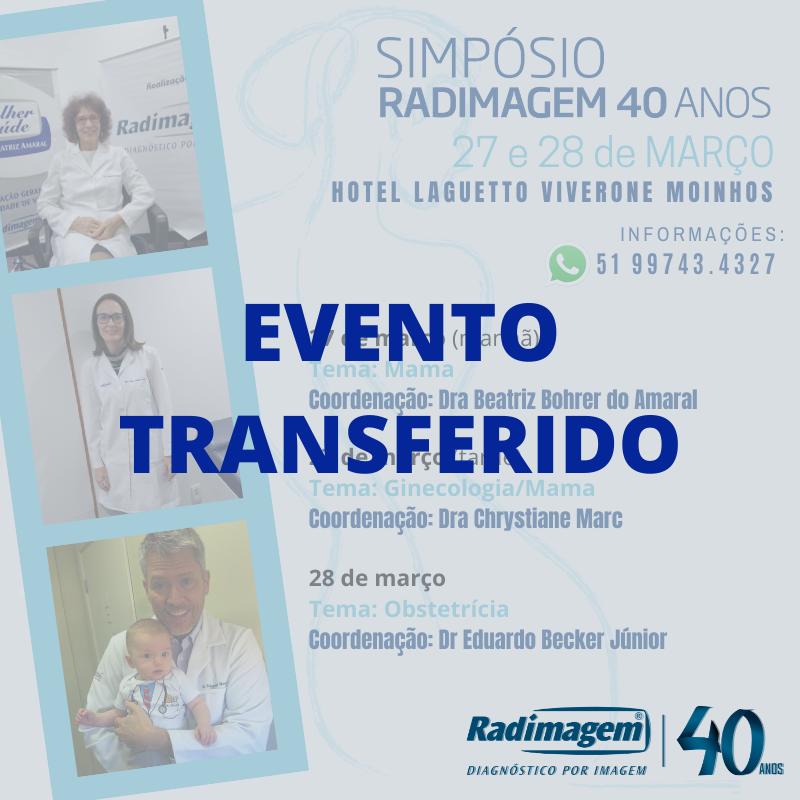 EVENTO TRANSFERIDO